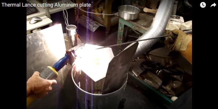 Aluminum Plate Cutting