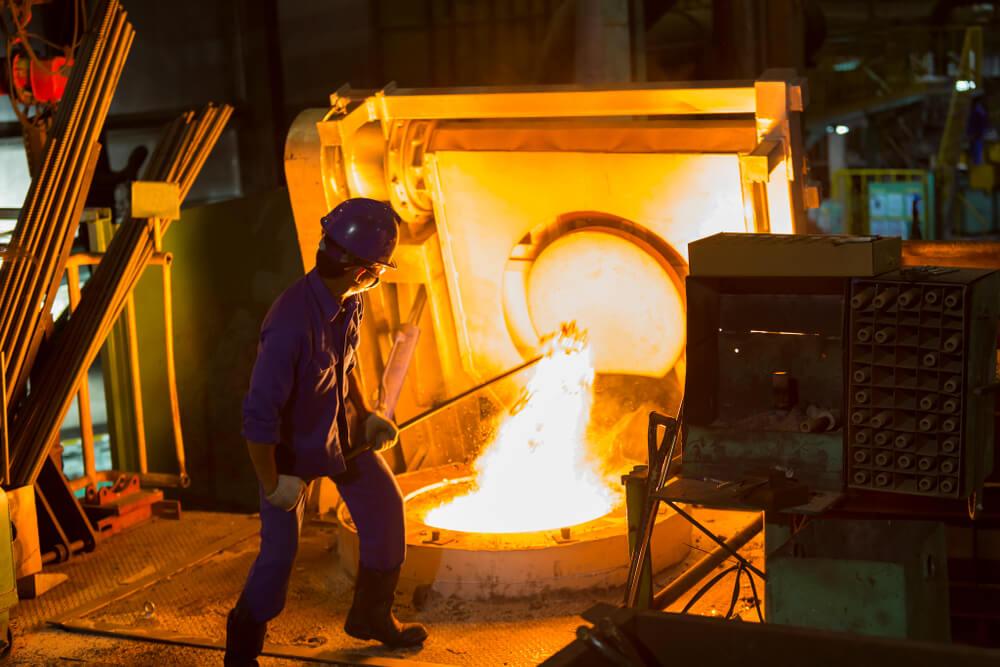 SC Lance at Electric Arc Furnace (EAF)